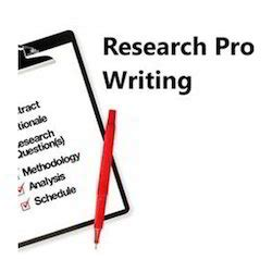 Academic research paper writing services